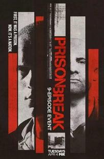 Prison Break (5ª Temporada) - Poster / Capa / Cartaz - Oficial 3