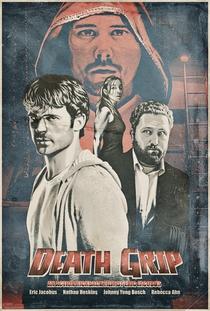 Death Grip - Poster / Capa / Cartaz - Oficial 1