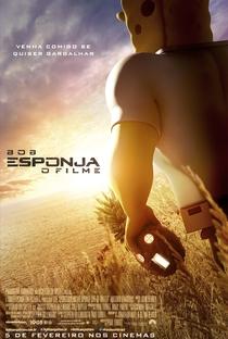 Bob Esponja: Um Herói Fora D'Água - Poster / Capa / Cartaz - Oficial 19