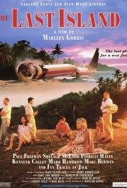 A Última Ilha - Poster / Capa / Cartaz - Oficial 1