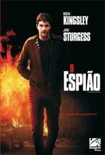 O Espião - Poster / Capa / Cartaz - Oficial 2