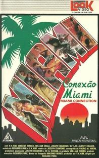 Conexão Miami - Poster / Capa / Cartaz - Oficial 3