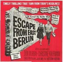Fuga de Berlim Oriental - Poster / Capa / Cartaz - Oficial 1