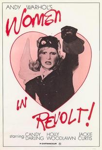 A Revolta das Mulheres - Poster / Capa / Cartaz - Oficial 1