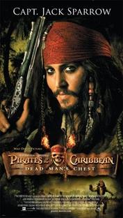 Piratas do Caribe: O Baú da Morte - Poster / Capa / Cartaz - Oficial 7