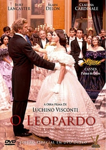 O Leopardo - Poster / Capa / Cartaz - Oficial 4
