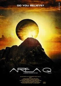Área Q - Poster / Capa / Cartaz - Oficial 1