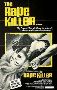 The Rape Killer - Poster / Capa / Cartaz - Oficial 1