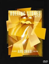 Rolling Stones - Abu Dhabi 2014 - Poster / Capa / Cartaz - Oficial 1