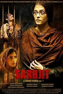 Sarbjit - Poster / Capa / Cartaz - Oficial 1