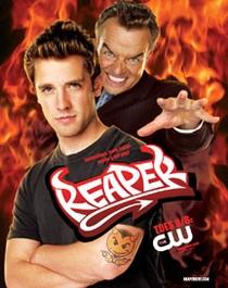 Reaper (2ª Temporada) - Poster / Capa / Cartaz - Oficial 1