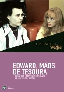Edward Mãos de Tesoura - Poster / Capa / Cartaz - Oficial 11