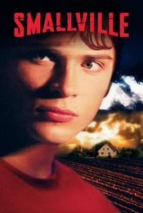 Smallville: As Aventuras do Superboy (2ª Temporada) - Poster / Capa / Cartaz - Oficial 3