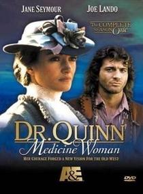 Dra. Quinn - A Mulher que Cura (1ª Temporada) - Poster / Capa / Cartaz - Oficial 1