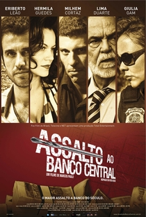 Assalto ao Banco Central - Poster / Capa / Cartaz - Oficial 1