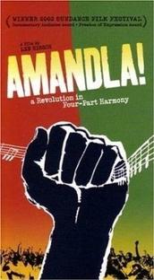 Amandla! - Poster / Capa / Cartaz - Oficial 1