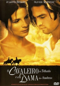 O Cavaleiro do Telhado e a Dama das Sombras - Poster / Capa / Cartaz - Oficial 6