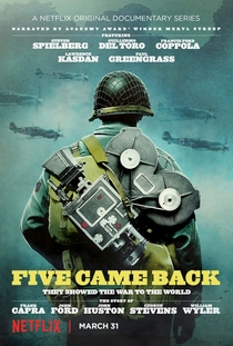 Cinco que Voltaram - Poster / Capa / Cartaz - Oficial 1