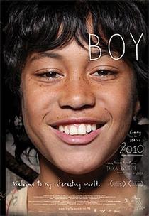 Boy - Poster / Capa / Cartaz - Oficial 1