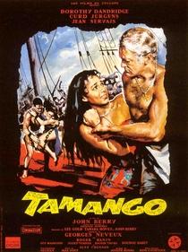 Tamango - Poster / Capa / Cartaz - Oficial 1