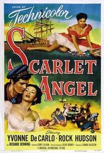 Anjo Escarlate - Poster / Capa / Cartaz - Oficial 1