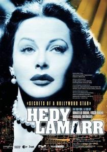 Hedy Lamarr: segredos de uma estrela da Hollywood - Poster / Capa / Cartaz - Oficial 1