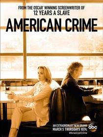 American Crime (1ª temporada) - Poster / Capa / Cartaz - Oficial 1
