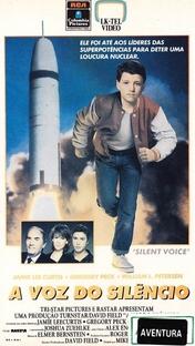 A Voz do Silêncio - Poster / Capa / Cartaz - Oficial 2