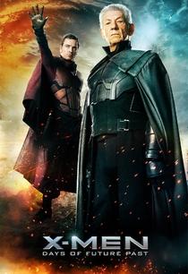 X-Men: Dias de um Futuro Esquecido - Poster / Capa / Cartaz - Oficial 10