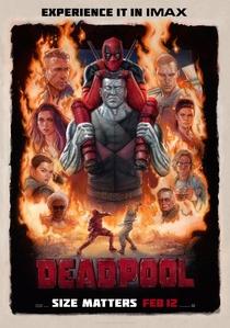 Deadpool - Poster / Capa / Cartaz - Oficial 2