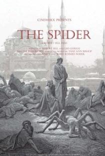 The Spider - Poster / Capa / Cartaz - Oficial 1