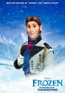 Frozen - Uma Aventura Congelante - Poster / Capa / Cartaz - Oficial 17