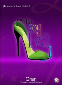 Por Ella Soy Eva - Poster / Capa / Cartaz - Oficial 4