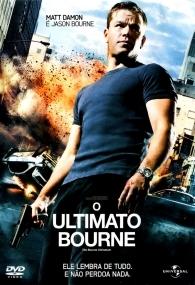 O Ultimato Bourne - Poster / Capa / Cartaz - Oficial 2