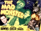O Monstro Sinistro (The Mad Monster)