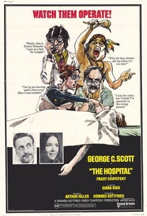 Hospital - Poster / Capa / Cartaz - Oficial 2