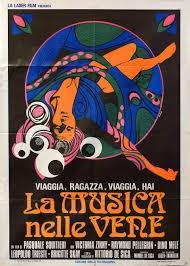 Viaggia, ragazza, viaggia, hai la musica nelle vene - Poster / Capa / Cartaz - Oficial 1