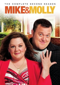Mike & Molly (2ª Temporada) - Poster / Capa / Cartaz - Oficial 1