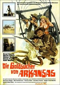 O Vingador de Arkansas - Poster / Capa / Cartaz - Oficial 3