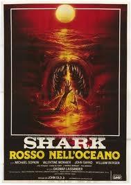 Tubarão Vermelho - Poster / Capa / Cartaz - Oficial 1