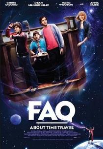 Perguntas Mais Frequentes Sobre Viagem No Tempo  - Poster / Capa / Cartaz - Oficial 2