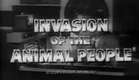 Invasion of the Animal People (1959) Jerry Warren theatrical trailer!