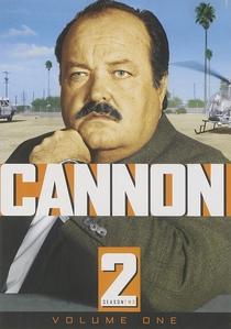 Cannon (2ª Temporada) - Poster / Capa / Cartaz - Oficial 1