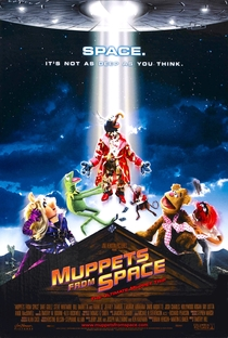 Muppets do Espaço - Poster / Capa / Cartaz - Oficial 3