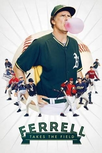 Ferrell Takes The Field - Poster / Capa / Cartaz - Oficial 1