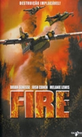 Nature Unleashed: Fire - Poster / Capa / Cartaz - Oficial 1