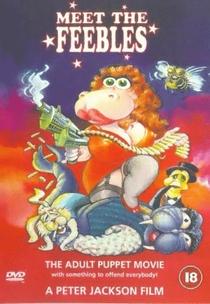 Meet the Feebles - Poster / Capa / Cartaz - Oficial 2