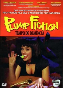 Plump Fiction - Tempos de Demência - Poster / Capa / Cartaz - Oficial 1