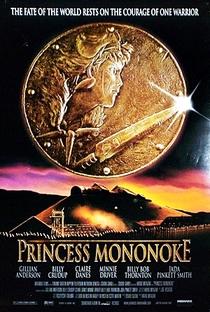 Princesa Mononoke - Poster / Capa / Cartaz - Oficial 30