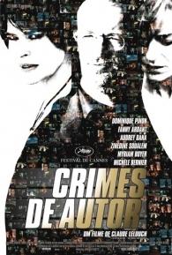 Crimes de Autor - Poster / Capa / Cartaz - Oficial 1